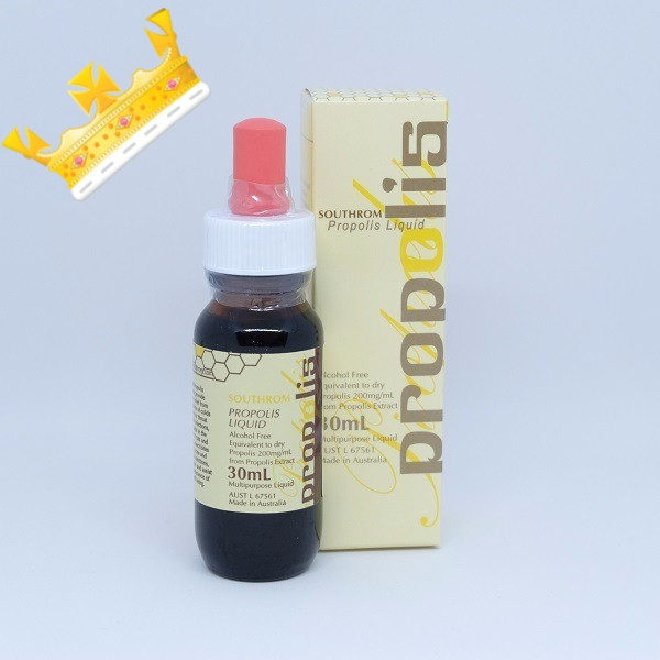 【三瓶組】(無酒精)澳洲Southrom蜂膠20%滴劑30ml 蜂膠,蜂膠滴劑,澳洲蜂膠