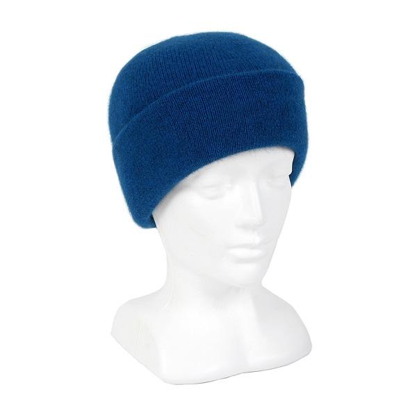 潟湖藍紐西蘭貂毛羊毛帽雙層保暖帽登山帽男女 毛帽,保暖帽,羊毛帽,保暖帽推薦,保暖帽登山