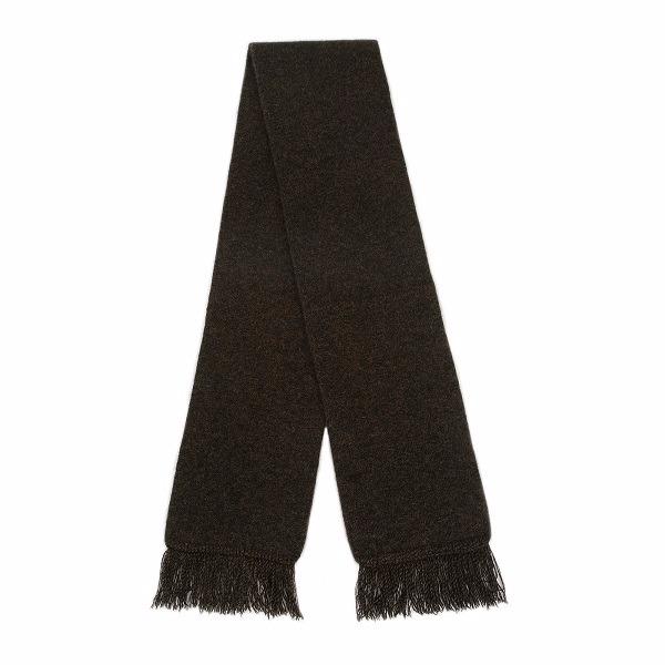 【棕褐】雙層紐西蘭貂毛羊毛圍巾 男用女用保暖圍巾 圍巾,保暖,羊毛,保暖圍巾,羊毛圍巾
