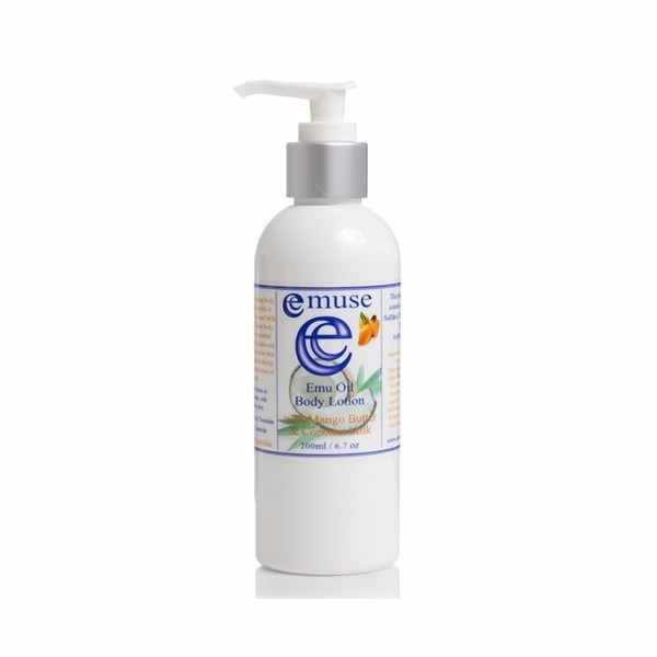 Emu鴯鶓椰奶超保濕身體乳液250ml 身體乳液,保濕乳液,鴯鶓油,emu oil 鴯鶓油