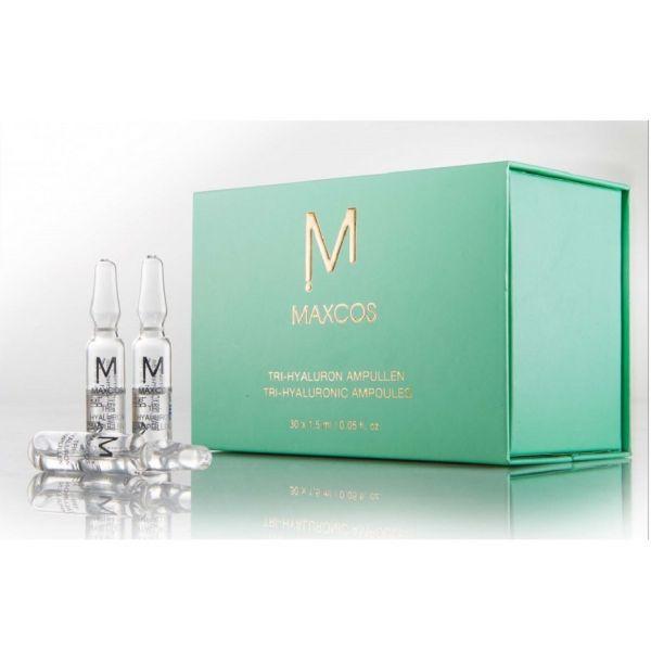 MAXCOS美雪蔻玻尿酸安瓶30支 玻尿酸
