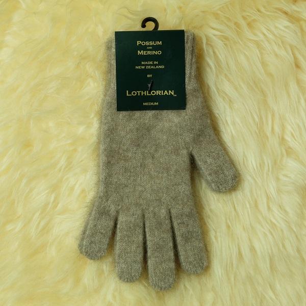 【奶茶】紐西蘭貂毛羊毛手套保暖手套 高保溫輕量男用手套女用手套 羊毛手套,保暖手套,防寒手套,手套男,手套女