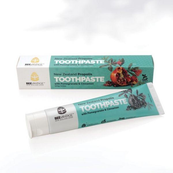 紐西蘭蜂膠石榴&肉桂護齦牙膏100g 蜂膠,蜂膠牙膏,牙膏