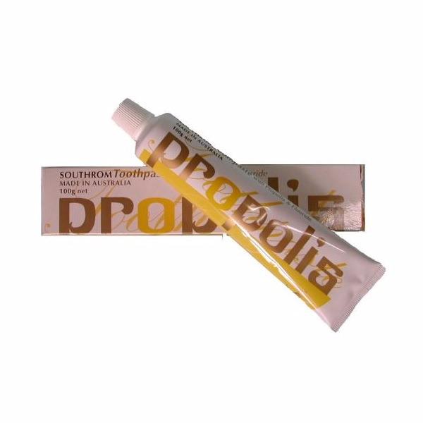 (五條組)澳洲Southrom蜂膠牙膏100g 蜂膠,蜂膠牙膏,牙膏