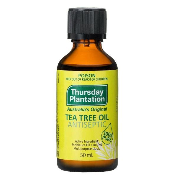 澳洲星期四農莊純茶樹精油TeaTree50ml 茶樹精油,防蚊,茶樹,澳洲茶樹
