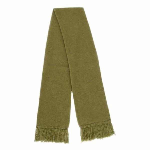 【橄欖綠】雙層紐西蘭貂毛羊毛圍巾 男用女用保暖圍巾 圍巾,保暖,羊毛,保暖圍巾,羊毛圍巾