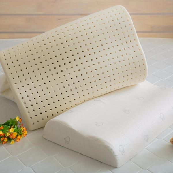 Ally 西崎 舒適透氣人體工學乳膠枕 二入組 Ally 西崎 舒適透氣人體工學乳膠枕 二入組