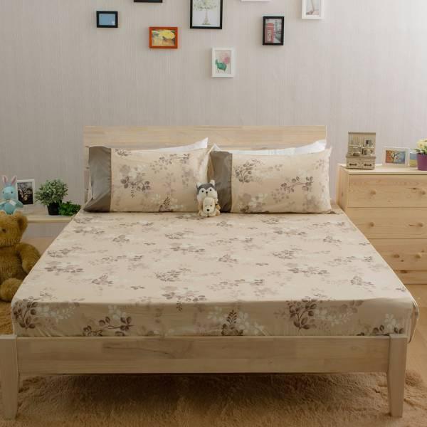 Ally 西崎花蔓物語雙人純棉三件式床包組 Ally 西崎花蔓物語雙人純棉三件式床包組