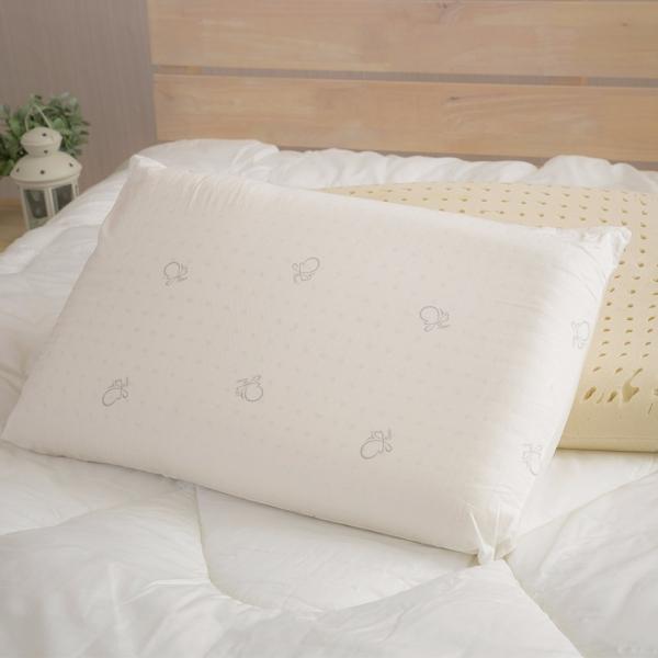 Ally 西崎 舒眠透氣天然乳膠枕 二入組 Ally 西崎 舒眠透氣天然乳膠枕 二入組