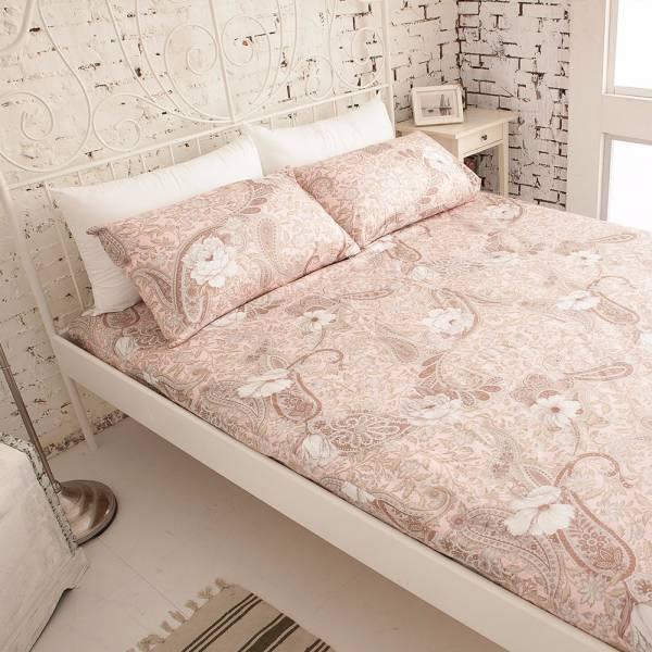 Ally 菲夢絲瑩花圍繞雙人純棉三件式床包組 Ally 菲夢絲瑩花圍繞雙人純棉三件式床包組