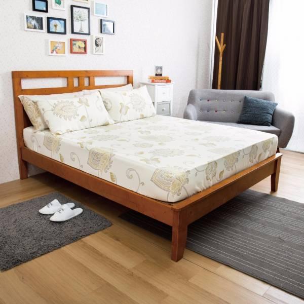 Ally 西崎雙人三件式波士尼亞天絲床包組 Ally 西崎雙人三件式波士尼亞天絲床包組