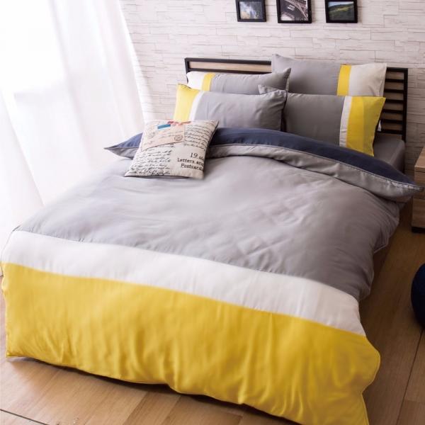 Ally 雙人四件式黎明破曉天絲床包兩用被組 Ally 雙人四件式黎明破曉天絲床包兩用被組
