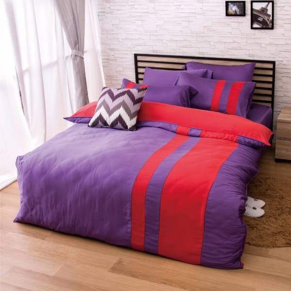 Ally 雙人加大四件式東方貴族天絲床包兩用被組 Ally 雙人加大四件式東方貴族天絲床包兩用被組
