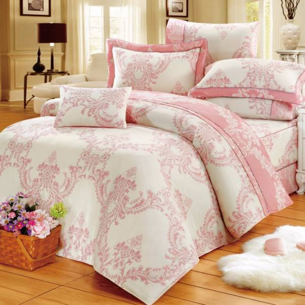 Ally 西崎雙人七件式菲拉赫天絲床罩組 Ally 西崎雙人七件式菲拉赫天絲床罩組