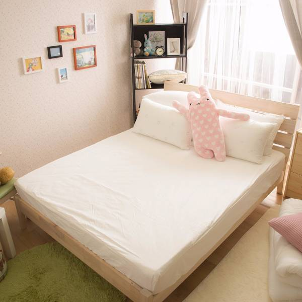 Ally 防蹣超細纖維單人床包式保潔墊 Ally 防蹣超細纖維單人床包式保潔墊