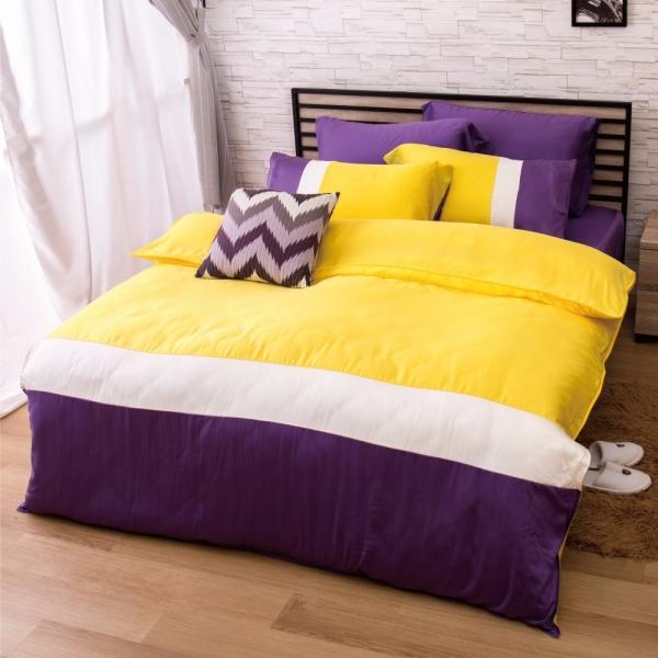 Ally 雙人四件式幻想曲天絲床包兩用被組 Ally 雙人四件式幻想曲天絲床包兩用被組