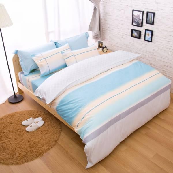 Ally 菲夢絲 雙人加大四件式伊薩天絲床包兩用被組 Ally 菲夢絲 雙人加大四件式伊薩天絲床包兩用被組