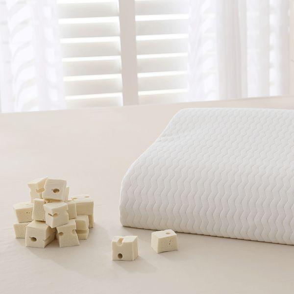 【 好關係 HAOKUANXI 】乳香好眠乳膠枕-小山吐司枕 好關係, HAOKUANXI, haokuanxi, 寢具, 床包, 被套, 枕頭, 棉被, 保潔墊, MIT, 台灣製造, 乳膠枕