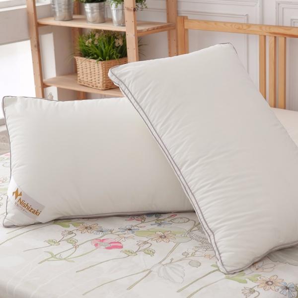 Ally 西崎 超輕盈細膩纖維枕二入組 Ally 西崎 超輕盈細膩纖維枕二入組