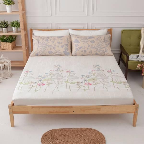 Ally 西崎鄉間小路雙人純棉三件式床包組 Ally 西崎鄉間小路雙人純棉三件式床包組