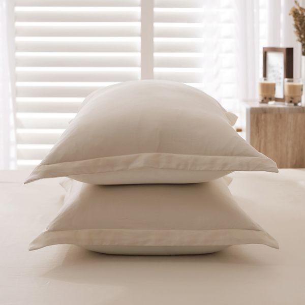 【 好關係 HAOKUANXI 】珍珠奶茶-新天絲棉床邊口袋床包枕套組 好關係, HAOKUANXI, haokuanxi, 寢具, 床包, 被套, 枕頭, 棉被, 保潔墊, MIT, 台灣製造, 珍珠奶茶, 新天絲棉