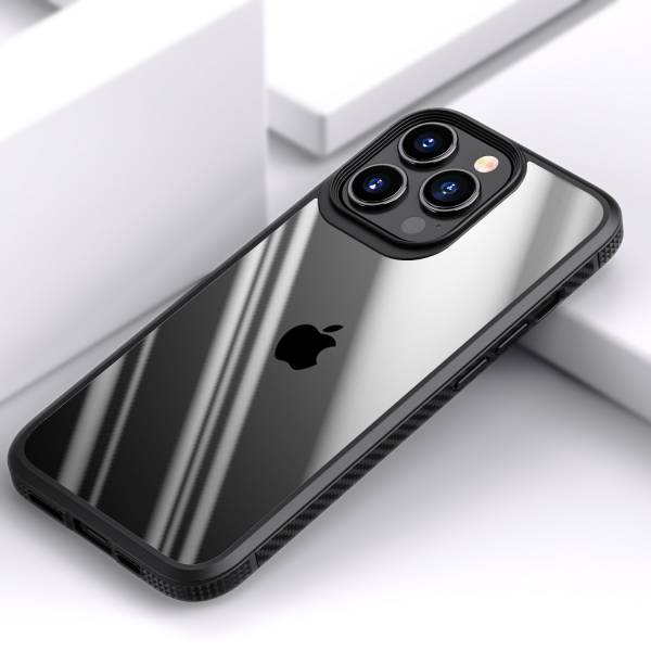 innowatt iPhone 13 Pro透明背板防滑抗摔手機保護殼 (6.1吋三鏡頭)