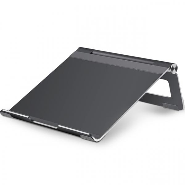 innowatt THE YOGA 優架(L) 可旋轉調控高度之人體工學筆電支架 Mac筆電支架,筆電支架,YOGA優架,鋁合金, Apple, ASUS, Dell, HP, ACER, Lenovo