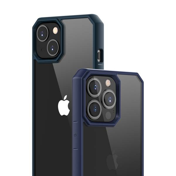 innowatt iPhone 13透明背板美形邊框手機保護殼EDGE (6.1吋雙鏡頭)