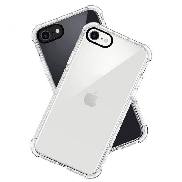 iPhone 4.7吋保護殼 for 8/7 Lightning, iPhoneSE, 2020, SE2, 二代SE, 保護殼, 透明, TPU, 氣墊殼, 空壓殼
