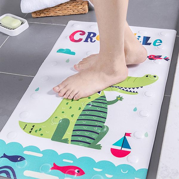 北歐圖案浴室淋浴PVC防滑墊 防滑地墊,淋浴防滑墊,浴缸防滑墊,浴室防滑墊
