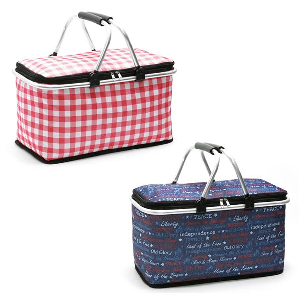 大容量輕巧保溫保冷野餐提籃 保溫籃,保溫野餐籃,保冷提籃,保冷籃,野餐籃