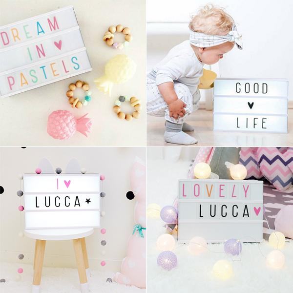 歐美LightBox字母燈箱A4尺寸厚卡片 instagram,ig拍照佈景,小夜燈,擺飾燈,裝飾燈箱