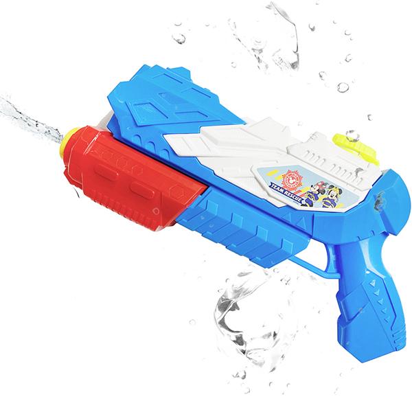 迪士尼推拉式大水槍 大把水槍,兒童水槍,抽拉式水槍