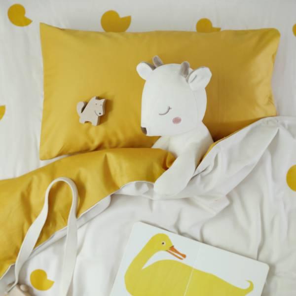 兒童款 北歐童趣 床單被套枕套三件組