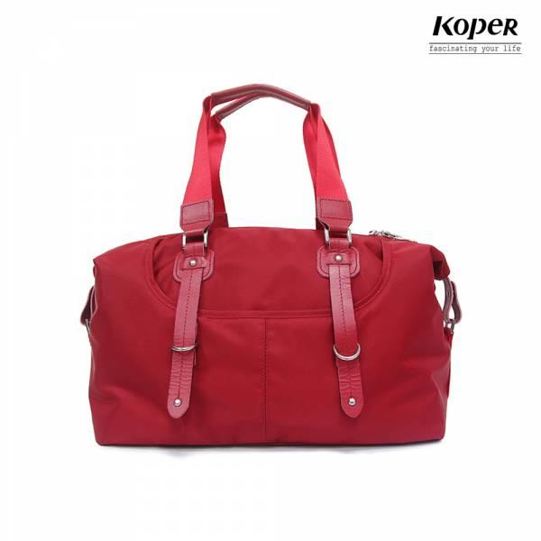 KOPER  輕舞魅力系列-Chic側肩包-酒紅 斜背包、手提包、台灣設計製造
