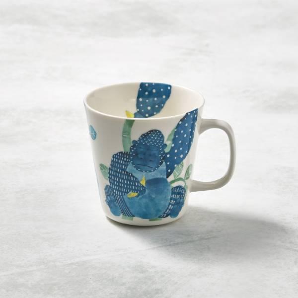 日本澤藍美濃燒 - 森之中系列馬克杯-睡眼猩猩 陶杯,日本製,食器,手工,檢驗合格,動物,茶杯,馬克杯