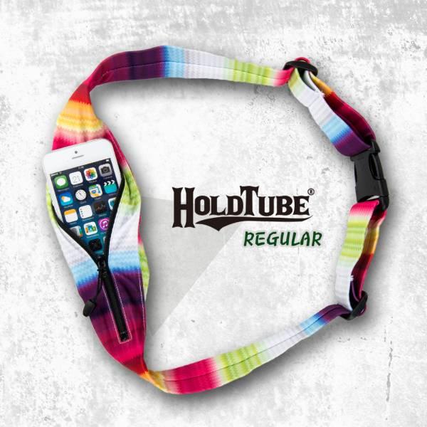 HOLDTUBE 運動腰帶-單口袋-清新層次 運動腰帶、時尚單品、運動配件