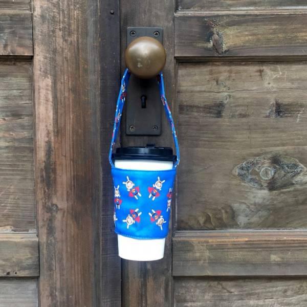 剪刀兔本鋪–飲料提袋–兔子超人 環保提袋、水壺周邊