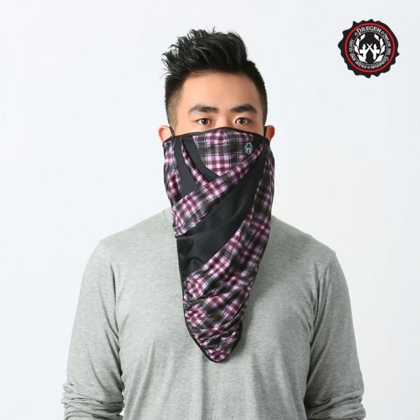 DREGEN  BL系列-三角巾面罩-城市星空 三角巾面罩、面罩、口罩