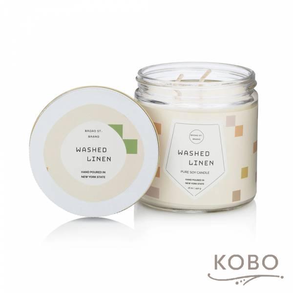KOBO 美國大豆精油蠟燭 - 柑橘芬多 (450g/可燃燒 65hr) 精油蠟燭,蠟燭,美國,香氛,天然,手工,旅行