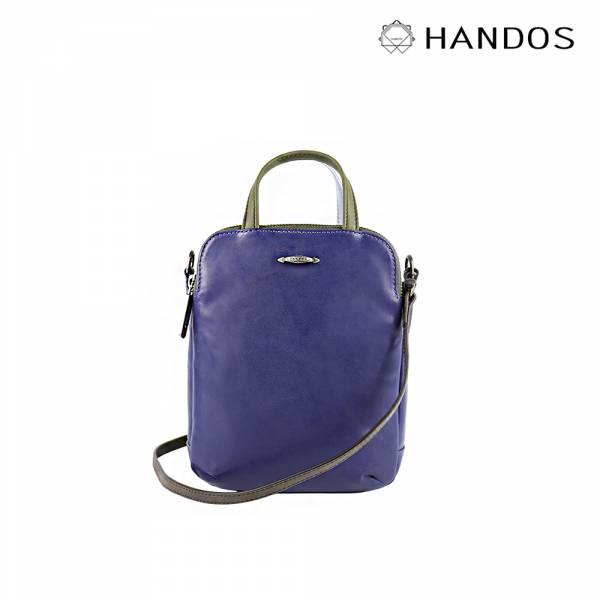 HANDOS|Speakeasy 水洗羊皮迷你肩背包 - 紫 後背包,真皮,設計師,台灣設計,訂製五金,植鞣皮革
