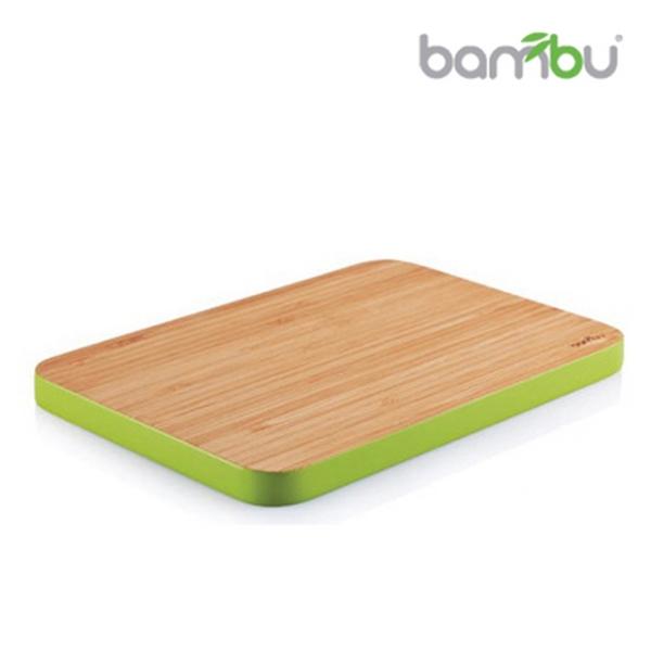 Bambu 美國天然餐具  摩登系列-竹風砧板(中) 砧板、天然