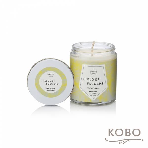 KOBO 美國大豆精油蠟燭 - 神秘花郁 (115g/可燃燒 20hr) 精油蠟燭,蠟燭,美國,香氛,天然,手工,旅行