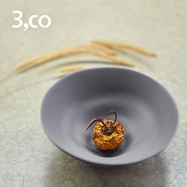 【3,co】水波系列小碗(1號) - 灰 碗,水波,餐具,食器,米其林,當代,國際,台灣之光,台灣,原創,設計,簡約,生活美學,空間,瓷器,東方意象,驚豔,精品,禮物,禮品,送禮