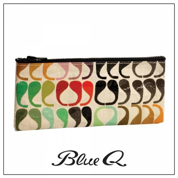 Blue Q 筆袋 - Quotes 引述 筆袋,收納袋,米袋,環保,創意,設計,再生,公益
