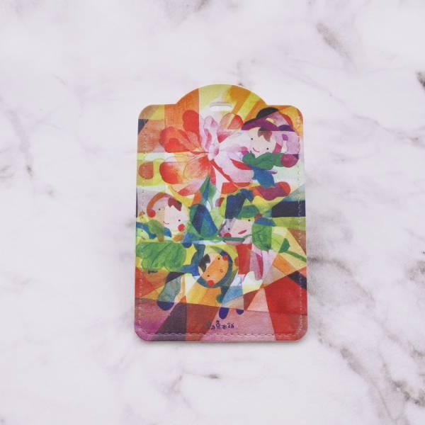 剪刀兔本鋪–證件套(直式)–切割花 卡套、悠遊卡套、可愛童趣
