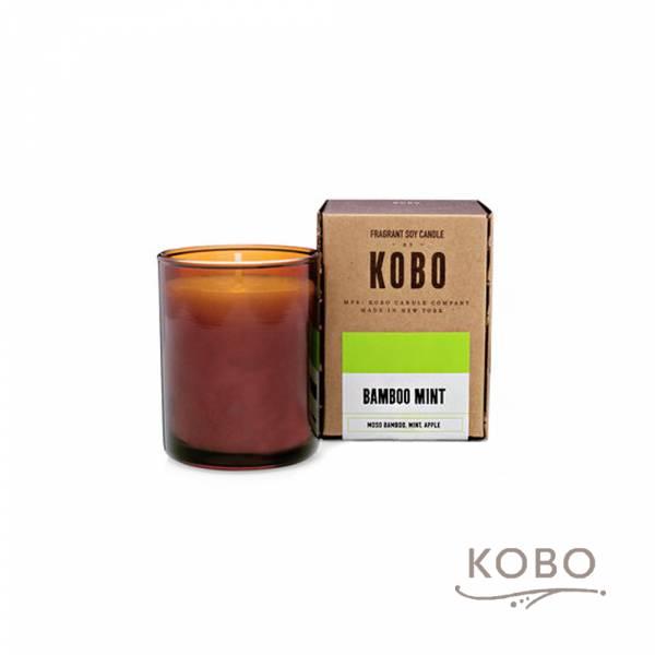 KOBO 美國大豆精油蠟燭 - 青澀進行曲 (85g/可燃燒20hr) 精油蠟燭,蠟燭,美國,香氛,天然,手工,旅行,小容量,攜帶