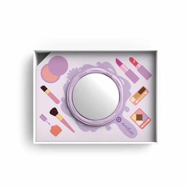 【Artificer】Rhythm for Kids 手環 - 彩妝 (粉紫) 3C,兒童,手環,飾品,天然礦物,健康,設計,生物電流,負離子,遠紅外線,安全,專利