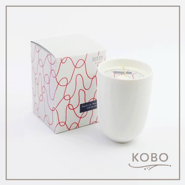 KOBO 美國大豆精油蠟燭 - 瑞典雞尾酒(330g/可燃燒70hr) 精油蠟燭、蠟燭