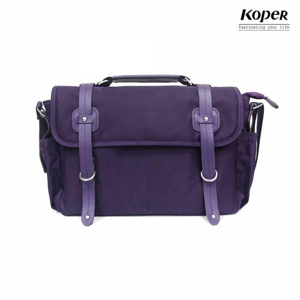 KOPER  輕舞魅力系列-Music斜背包-紫 斜背包、手提包、台灣設計製造